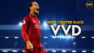 Virgil Van Dijk 2019 Beast Of A Centre Back