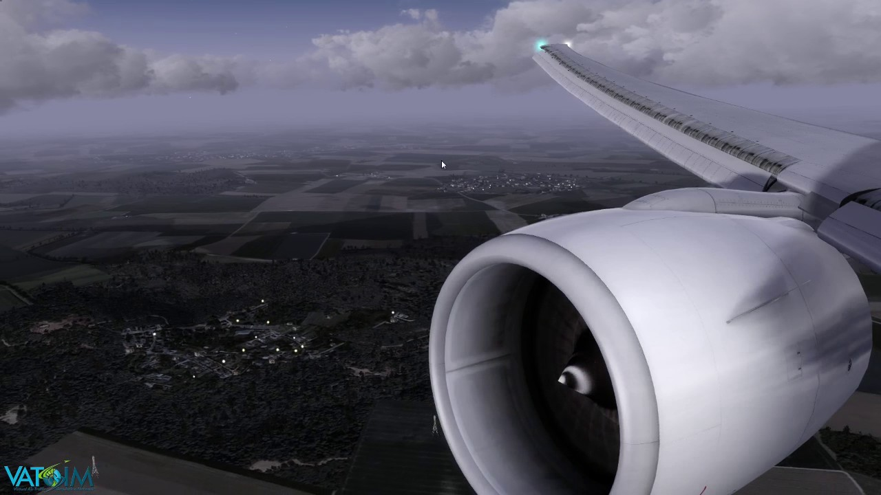 Beautiful FedEx 777 Landing at Taxi2Gate Paris CDG - *Stream Highlight*