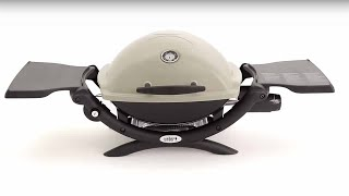 Weber® Q® 1200 Portable Gas Grill
