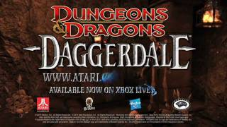 Dungeons & Dragons: Daggerdale (Xbox 360, PS3, PC) - Game Trailer