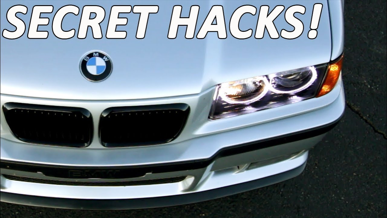 BMW HIDDEN FEATURES You Had NO IDEA Existed!