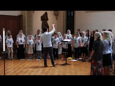 Institute of Christ the King Choir Camp 2017 - Part 1