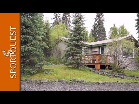 Salmon Fly Fishing Accommodation Bristol Bay Lodge, Alaska 🏠