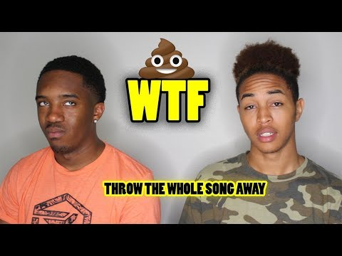 TRASH 🚮| Kanye West- Face Down ft Quavo Lil Yachty { REACTION } FT REACTITUIP