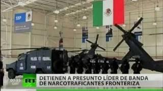 Cae uno de los líderes de la banda 'Los Aztecas' en Ciudad Juárez