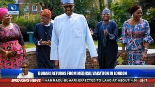 Nigerians Excited President Buhari Did Not Return As Deceased-- Jiti | President Buhari Returns |
