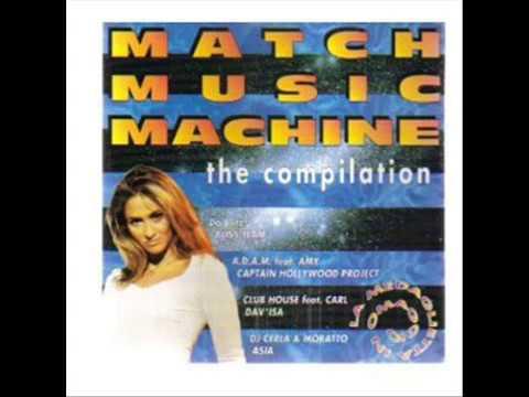 match music machine the compilation 1995(1° parte) DANCE ANNI 90.wmv