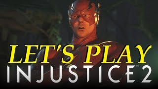 SPACING IS EVERYTHING! - LET'S PLAY THE FLASH