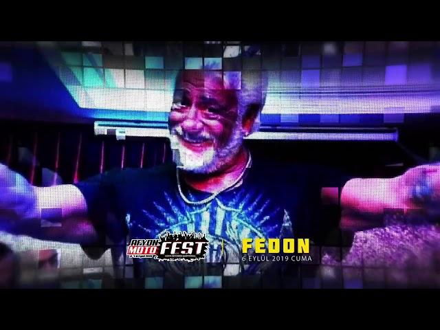 Fedon Afyon Moto Fest TMP