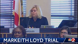 Markeith Loyd cross-examined in his murder trial