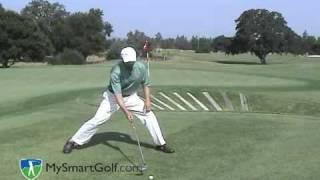 Golf instruction - Pitch shot, understanding the bounce