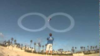 Kitesurfing Trainer Kite: Diy