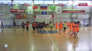 Женщины Чемпионат России 1 2 финала МосПолитех Аврора С Петербург Матч 1