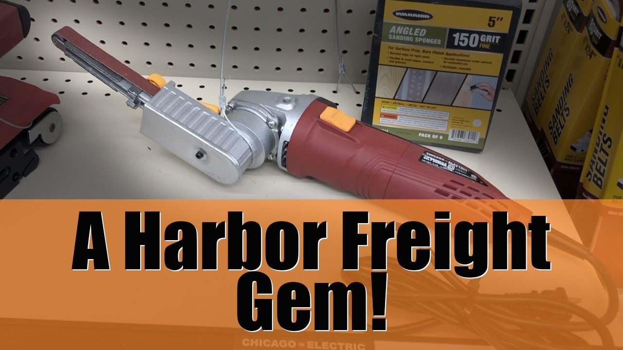 A Harbor Freight Gem for Welding! - 1/2