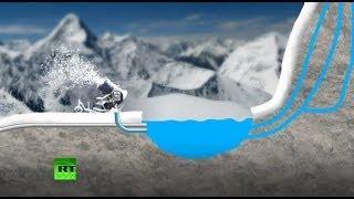 К Олимпиаде в Сочи запасли 450 000 кубометров снега