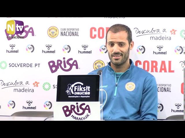 Conferência de imprensa Ruben Micael