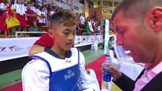 [MALE -33kg] 3rd WORLD TAEKWONDO CADET CHAMPIONSHIPS FINAL