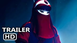 PS4 - The Pathless Trailer (2019)