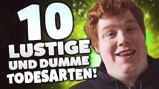 DIE 10 DÜMMSTEN TODESARTEN - mit GTime