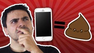 А ГОВНО ЛИ iPhone?