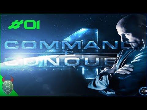 LP Command And Conquer 4 Tiberian Twilight Folge 01Ein Bündniss Mit Kane? [Deutsch]