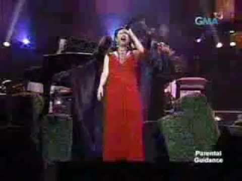 REGINE VELASQUEZ super high notes