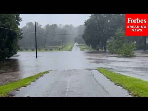 'My Neighborhood Is Completely Underwater': Florida GOP Congresswoman Releases Hurricane Elsa Video
