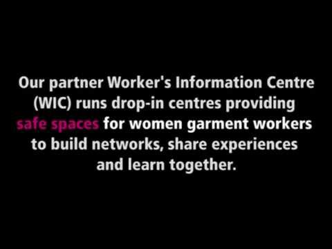 Worker's Information Centre - Supporting garment workers in Cambodia