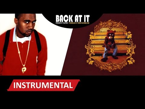 """Kanye West type Beat [College Dropout era] - """"Back At It"""" (prod. by TCustomz) Soulful Hip-Hop Beats"""