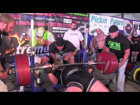 Baddest Bench The Big Show Wy 2012FULL TV SHOW