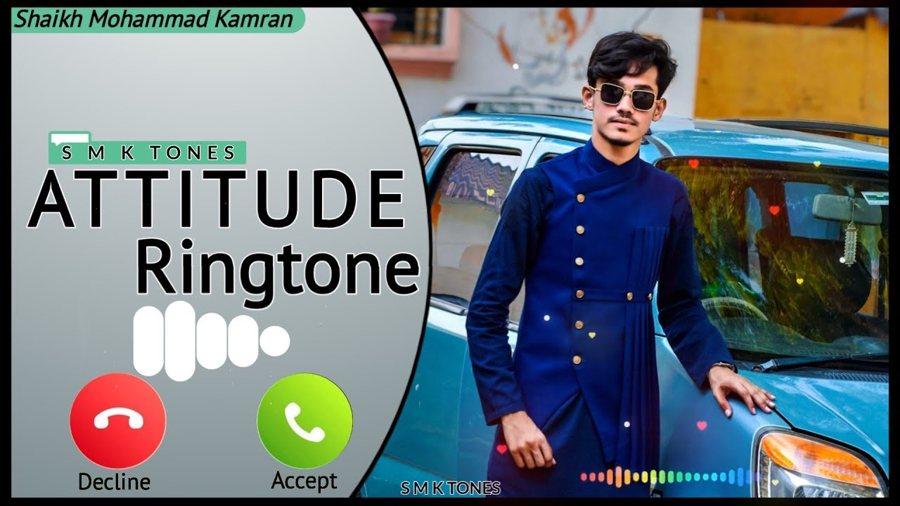 New Attitude Ringtone || Mood Ringtone || New Ringtone 2021 || Smk Tones