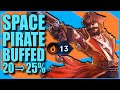 TSM Keane | EVERYONE IS PLAYING 4 SPACE PIRATE COMPS NOW | RANK#14 NA| PATCH 10.10 | TFT SET 3