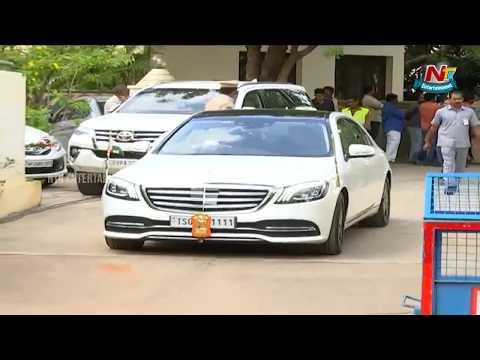Celebrities Pay Homage To Nandamuri Harikrishna   NTV Entertainment