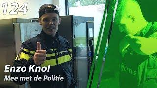 Enzo Knol een dagje mee met Politievlogger JanWillem