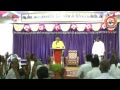 25/11/18 Sunday 1st Service | Message by SJC Messiah Selvakumar