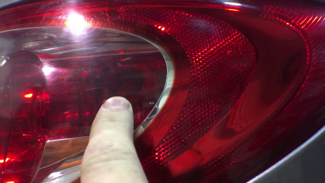 Replacing Hyundai Genesis Couple Tail Lights With Leds Youtube Wiring Harness