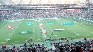 South Africa vs Ireland, NMB Stadium PE, 25 June 2016