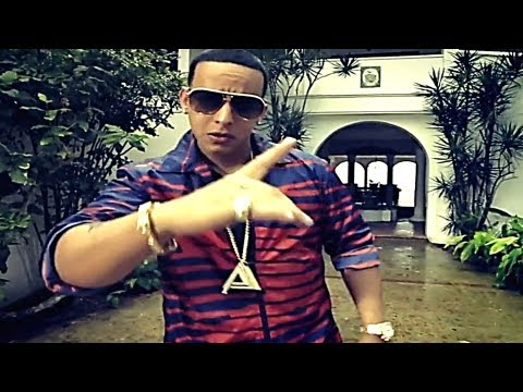 El Amante (Video Official) - Daddy Yankee Ft J Alvarez★HD★ 2013