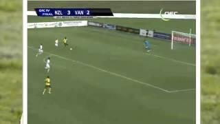 OFC Olympic Qualifier - Vanuatu vs New Zealand