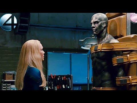 Fantastic Four 2 Scene Tamil