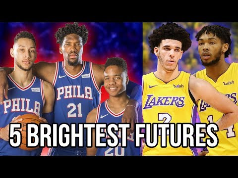 5 Teams With The Brightest Futures In The NBA Today