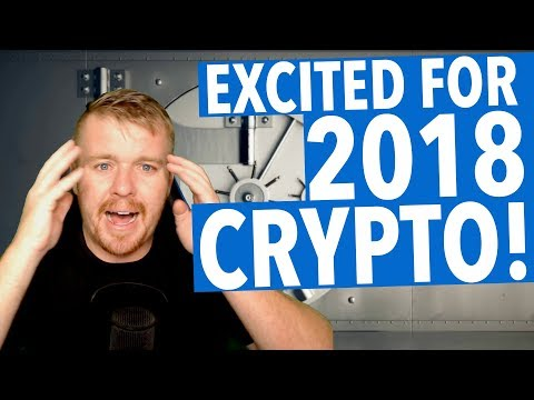 2018 CRYPTO BULL MARKET COMING?