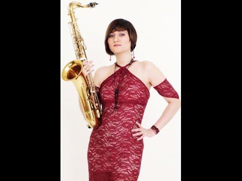 Живая музыка- саксофон на корпорат