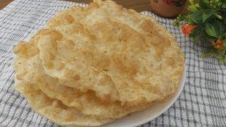Poori Paratha Recipe - پوری پراٹھا - Quick And Easy Indian Breakfast Recipe
