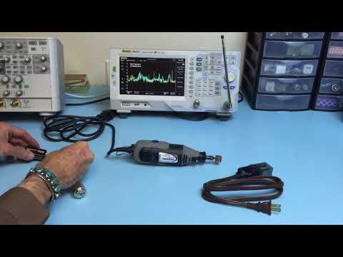 Broadband RF Source Demo