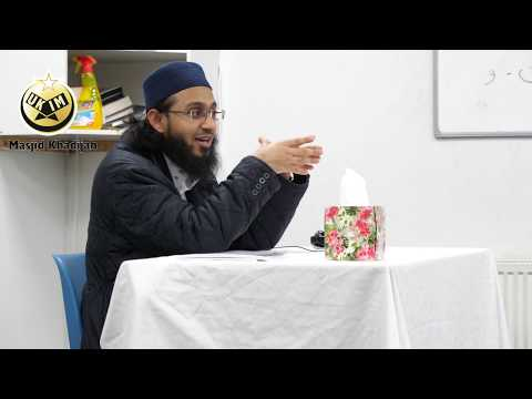 Shahada Certificate Ceremony (November 2017)