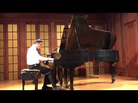 2017 June Piano Recital: Beethoven Moonlight Sonata 3rd Movement