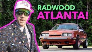 Bringing the Rad to Hotlanta: Radwood Atlanta at GridLife