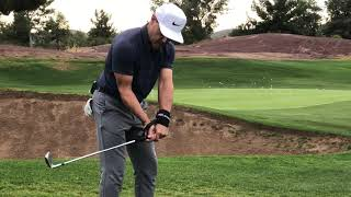 Starting With Your Tour Striker Impact Strap | Martin Chuck