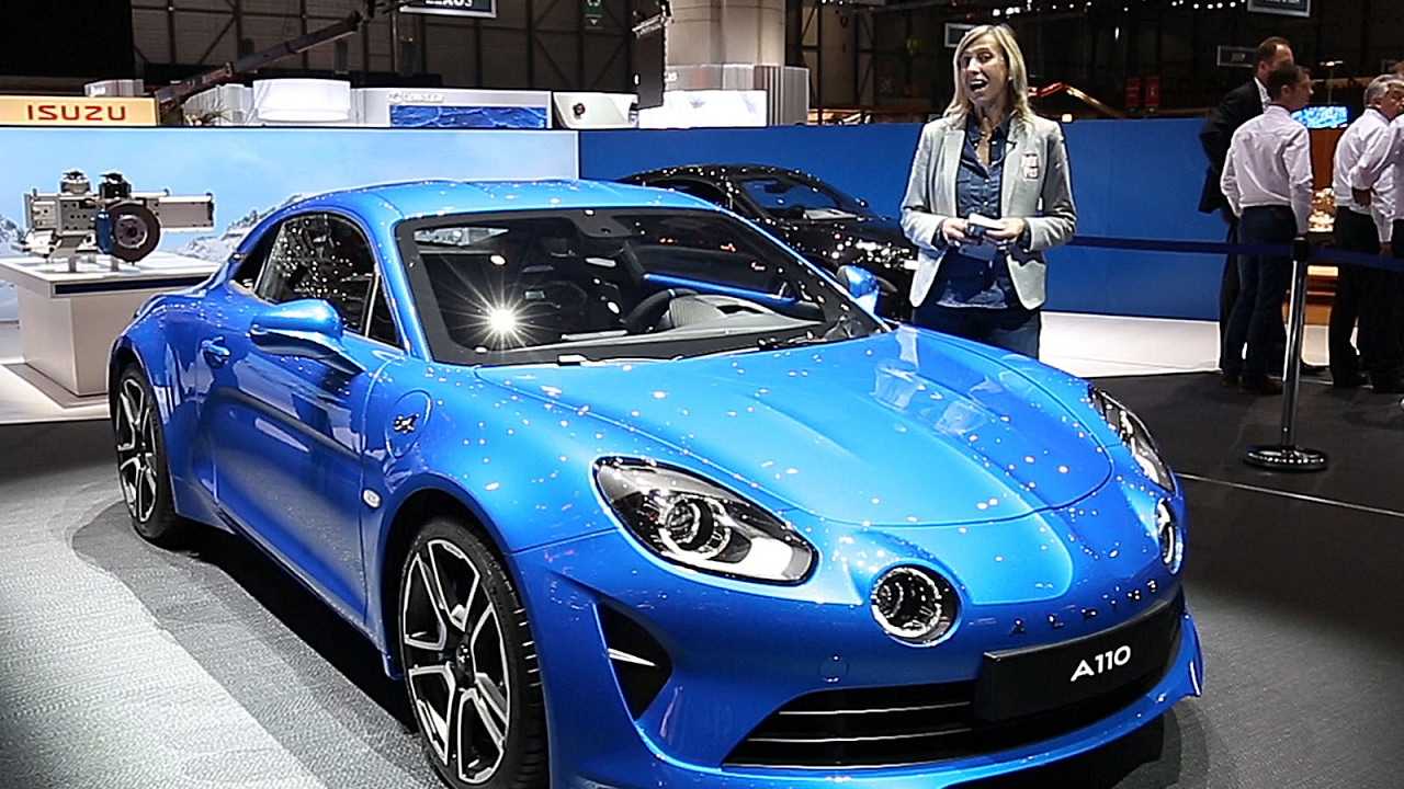 a bord de l 39 alpine a110 2017 youtube. Black Bedroom Furniture Sets. Home Design Ideas